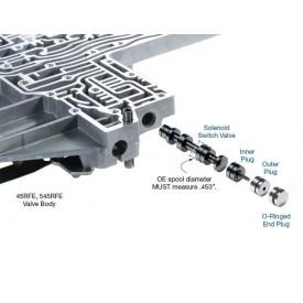 A604 40TE 41TE A606 42RLE Pressure Regulator Sleeve 92835-07
