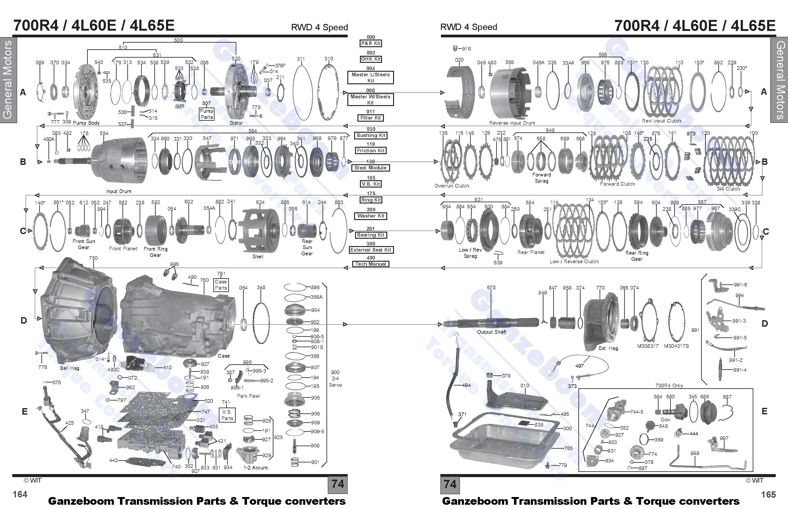 4l30e Transmission Wiring Diagram - Wiring Diagrams Place