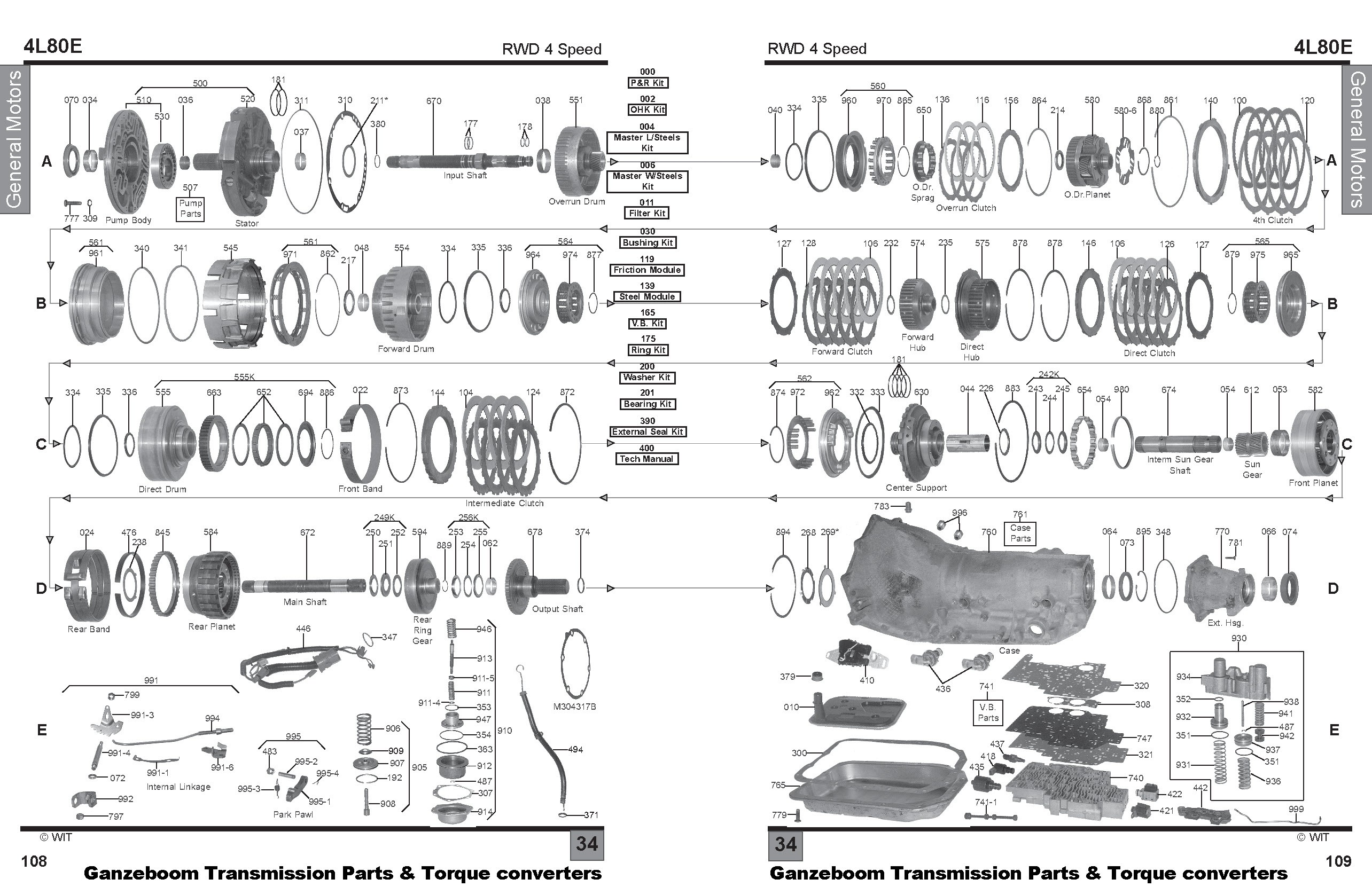 4L80EGanzeboom Transmissies Ganzeboom Transmissies