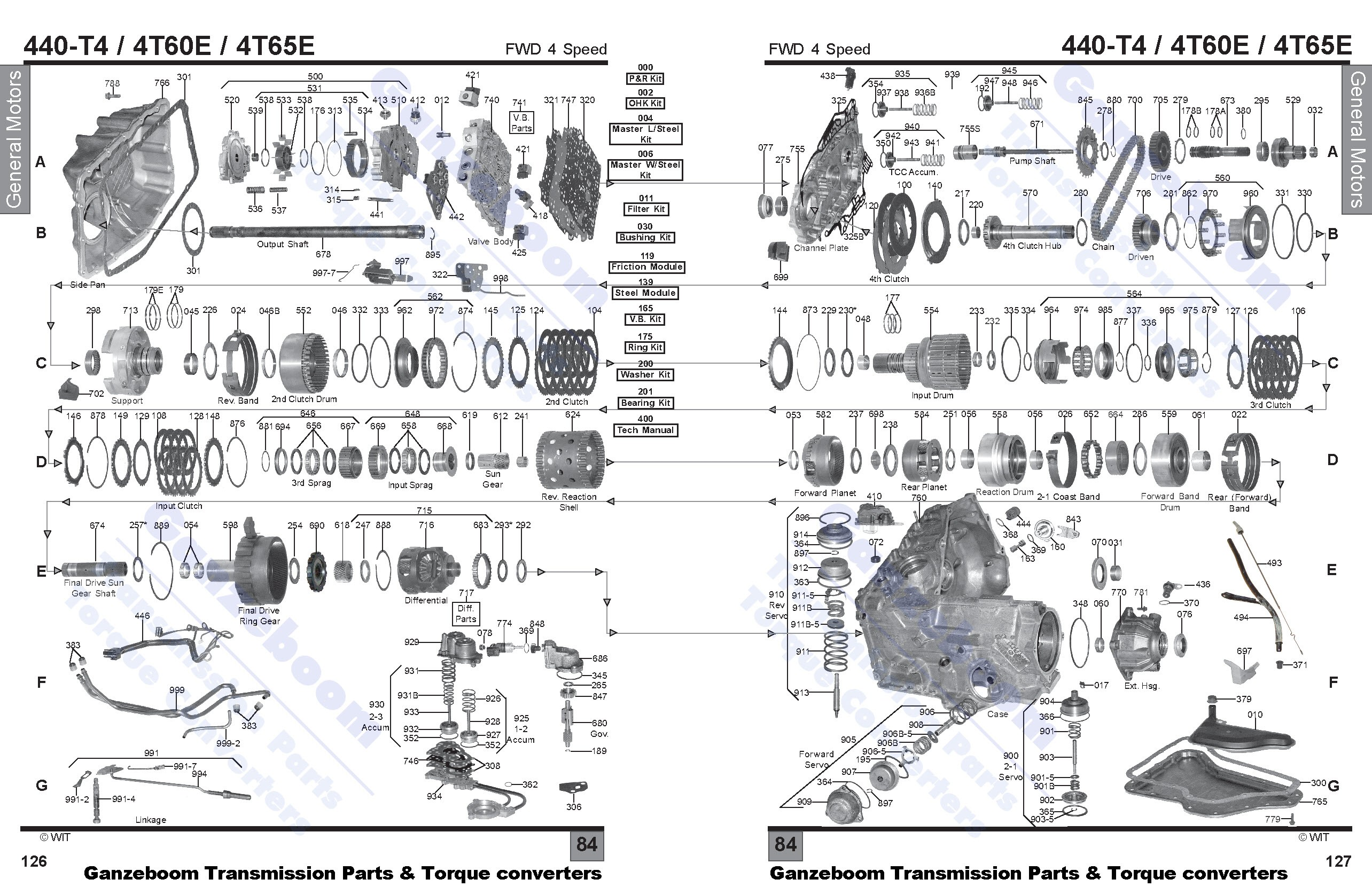 4t65e Hd Transmission Diagram Id Tag Wire Diagrams Wiring Differential Download U2022 Exploded View 440 T4 4t60e