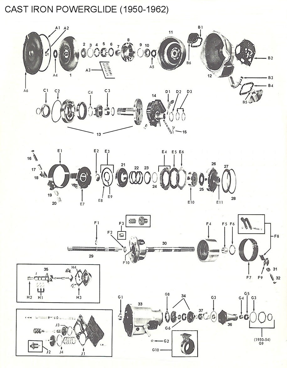 powerglide transmission parts diagram wiring diagram 2 speed powerglide exploded-view powerglide transmission parts diagram