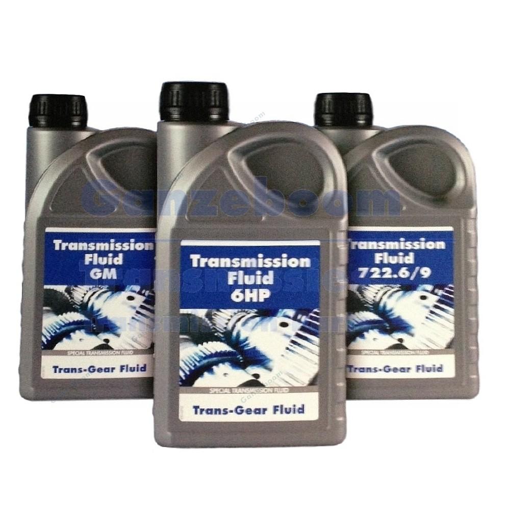 Transmission Fluids [1L Bottle]