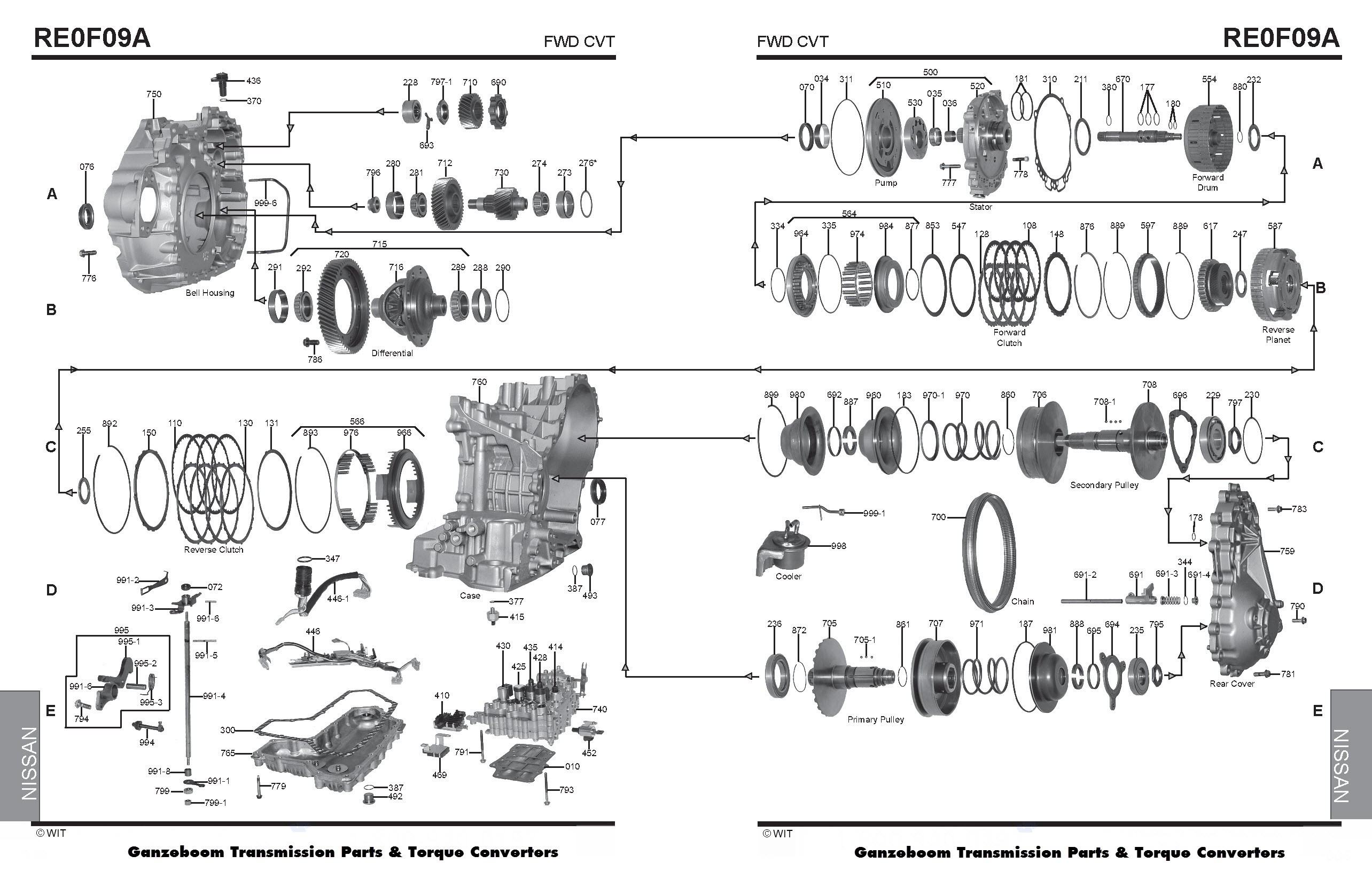 Nissan Cvt Diagram On Wiring Vacuum Data Subaru