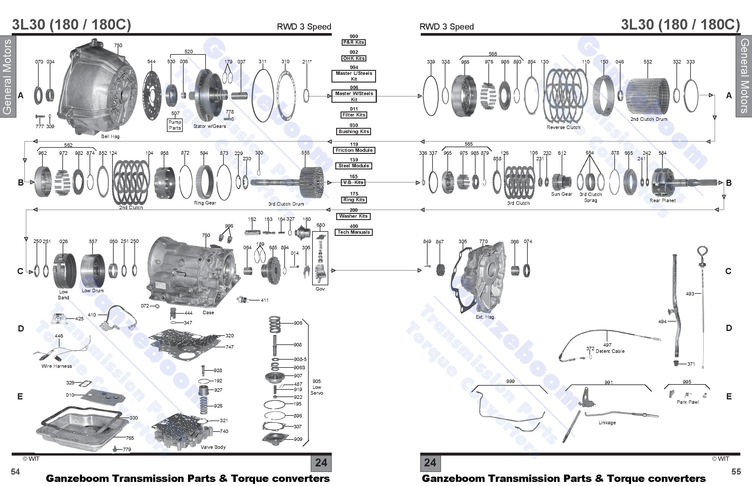 Th180 Automatic Transmission Service Manual 48re Wiring Diagram Th180c Rh Webshop Ganzeboom Net 700r4